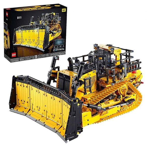 LEGO Technic Bulldozer Cat® D11 Contro da App