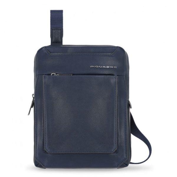 PIQUADRO Borsello Porta iPad Pro 11' Blu